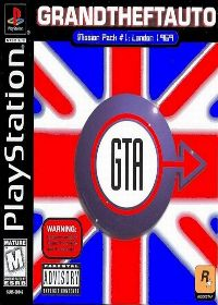 Playstation 1 GTA Cheats PS1 - Grand Theft Auto London